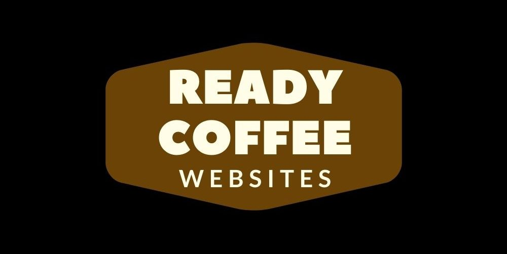 Logo Ready Coffee Websites
